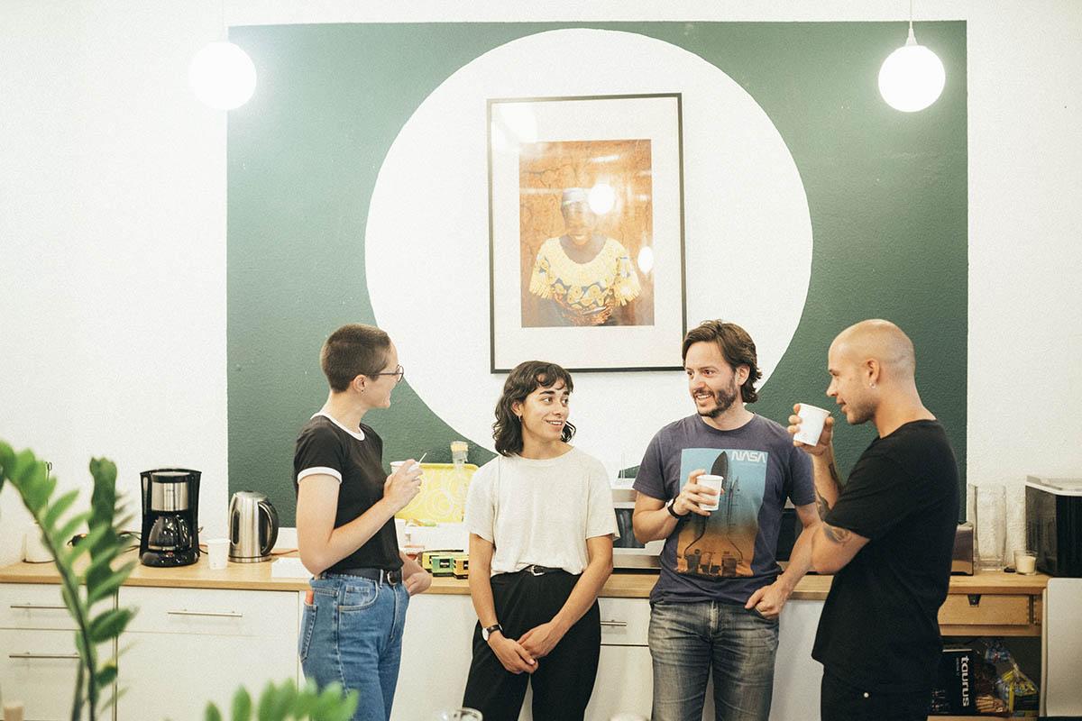 El entorno colaborativo que facilita el coworking genera sinergias